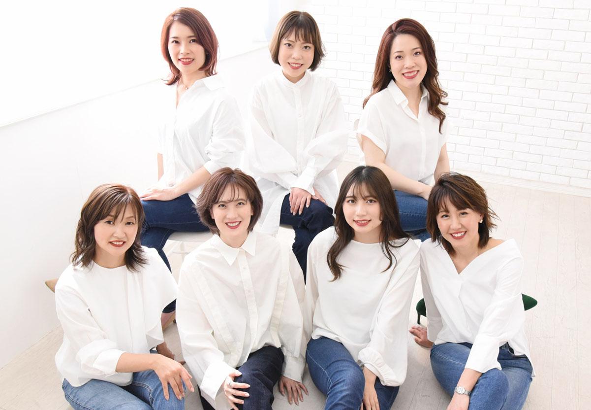 東京・池袋・恵比寿の深爪矯正サロン キャメロット スタッフ